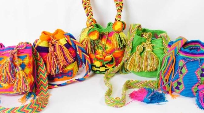 Wayuu Taschen - Mochila Wayuu