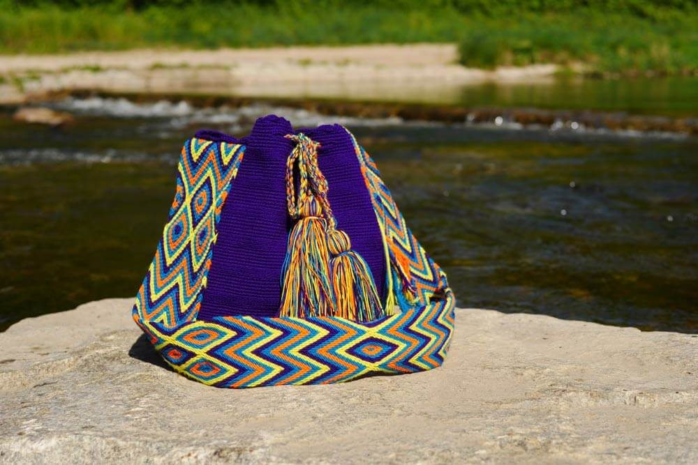 Mochila Wayuu Tasche