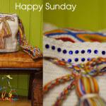 Dekorierte Wayuu Tasche