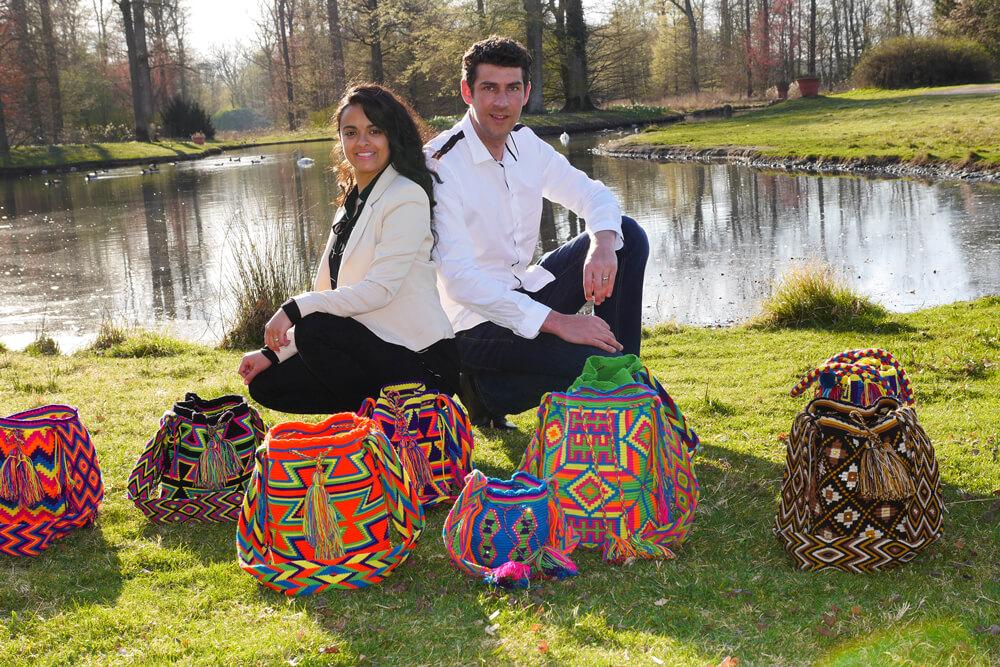 mochila way u der neue taschen trend kommt von den indios aus kolumbien. Black Bedroom Furniture Sets. Home Design Ideas